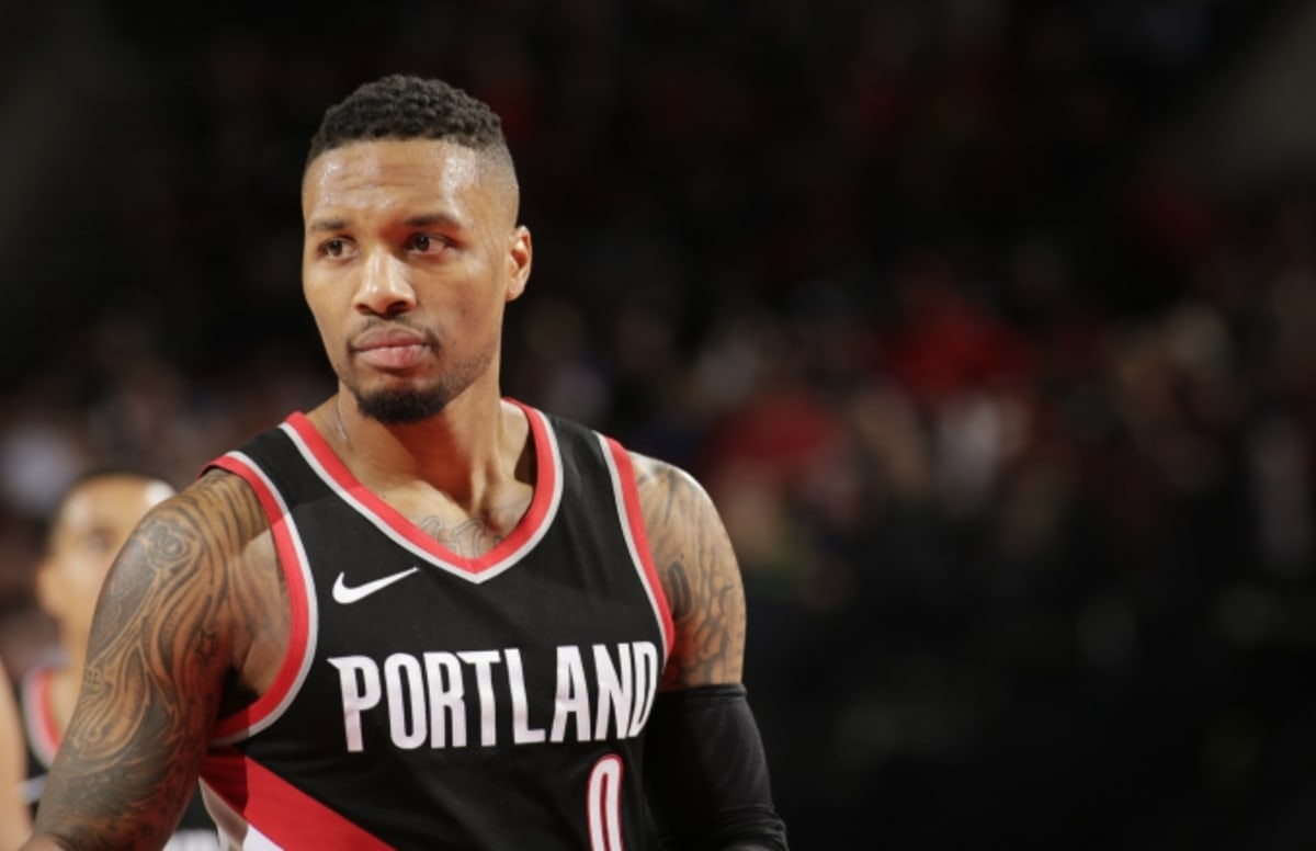Image result for damian lillard stats