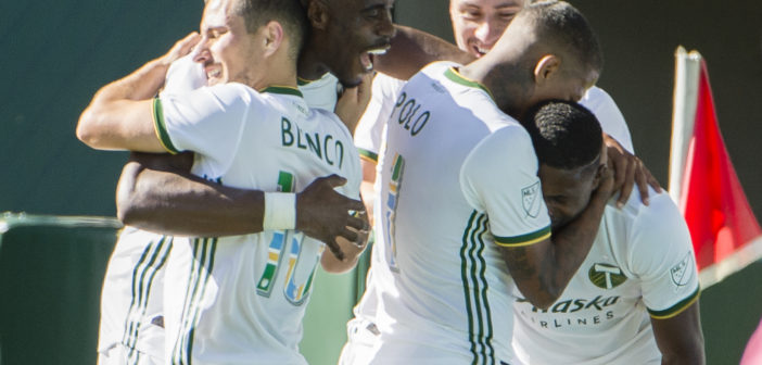 Display Of Character Earns Timbers An MLS Playoff Place