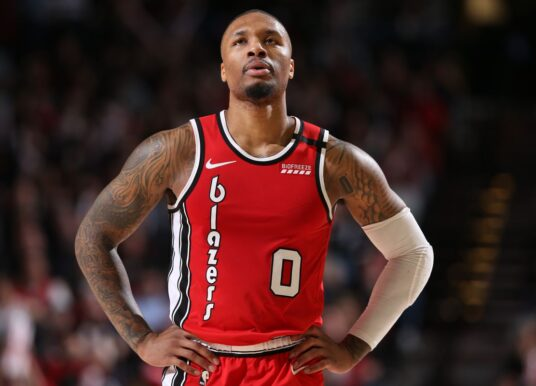 Damian Lillard Is On Point  – NBA Return Is Meaningless If Portland Has No Shot At Playoffs