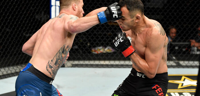 The Writer And The Fighter – UFC 249 Recap And The Return Of Vancouver, Washington's Ricky Simon!