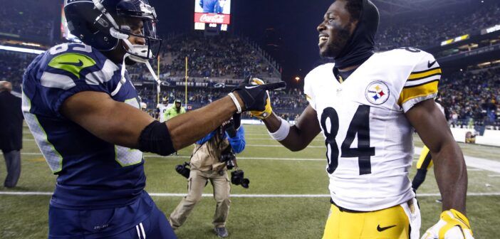 Should The Seattle Seahawks Sign All-Pro Wide Receiver Antonio Brown?
