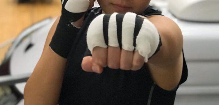 Tribute To Boxer Josie Samantha Lopez